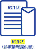 紹介状(診療情報提供書)